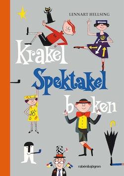Krakel Spektakel-boken