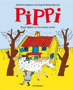 Pippi flyttar in och andra serier