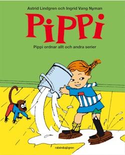 Pippi ordnar allt och andra serier