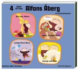 4 sagor till med Alfons Åberg