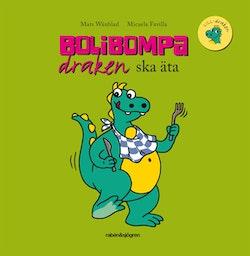 Bolibompa-draken ska äta