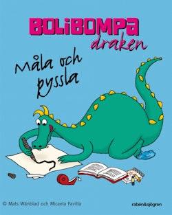 Bolibompa - Måla och pyssla