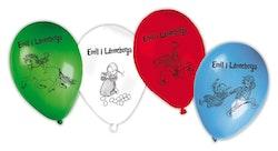 Emil - Ballonger : Kalaskit - 8-pack