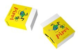Pippi Suddgummi 12-pack