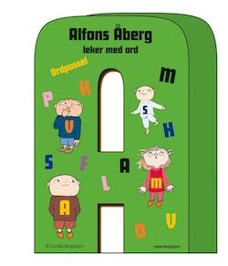 Alfons Åberg leker med ord - Ordpussel