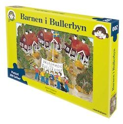 Barnen i Bullerbyn - Pussel : 200 bitar