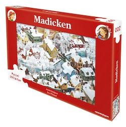 Madicken - Pussel : 200 bitar