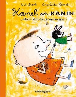 Kanel och Kanin letar efter sommaren - Minibok