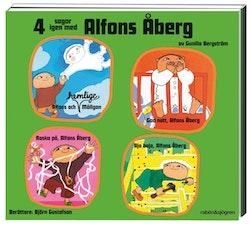 4 sagor igen med Alfons Åberg
