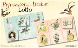 Prinsessor och drakar - Lotto