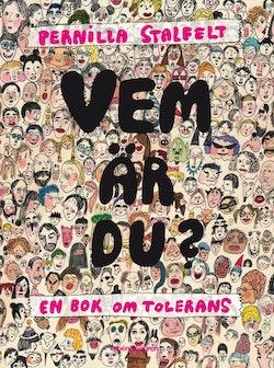 Vem är du? : en bok om tolerans