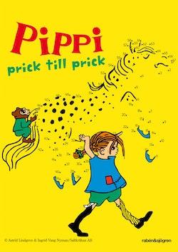 Pippi - Prick till prick