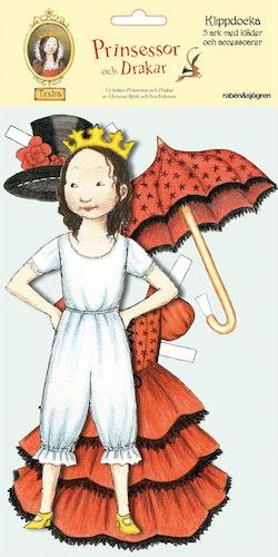 Klippdocka Tindra : Prinsessor och drakar
