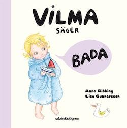 Vilma säger bada