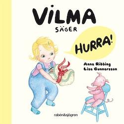 Vilma säger hurra!