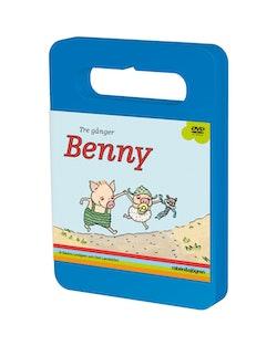 Tre gånger Benny : Nämen Benny, Jamen Benny, Nöff nöff Benny