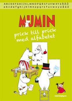 Mumin - Prick till prick med alfabetet
