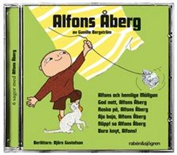 Alfons Åberg (grön) - 6 sagor med Alfons Åberg