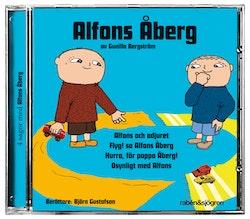 Alfons Åberg (blå) : 4 sagor med Afons Åberg