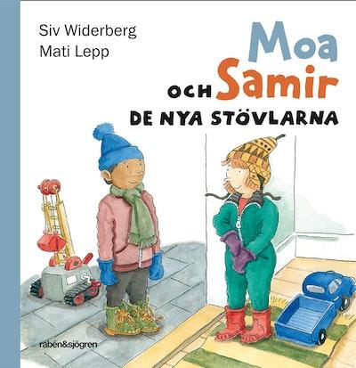 Moa och Samir : de nya stövlarna