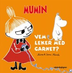 Mumin : vem leker med garnet?