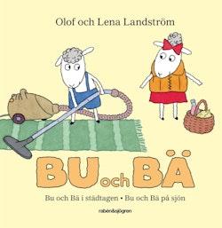 Bu och Bä : Bu och Bä i städtagen/Bu och Bä på sjön