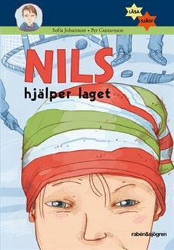 Nils hjälper laget