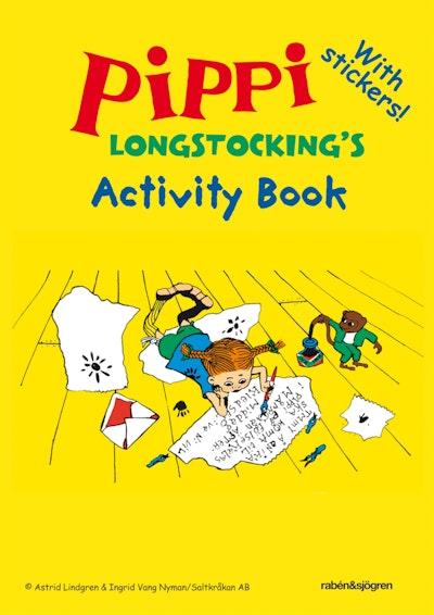 Pippi Longstocking's Activity Book
