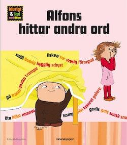 Alfons hittar andra ord