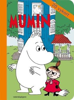Mumin - Vykortsbok : 20 vykort