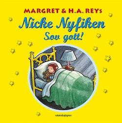 Nicke Nyfiken - sov gott!
