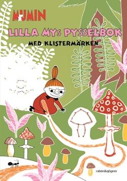 Lilla Mys pysselbok med klistermärken