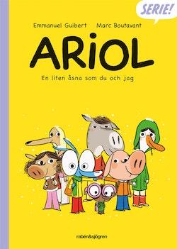 Ariol. En liten åsna som du och jag