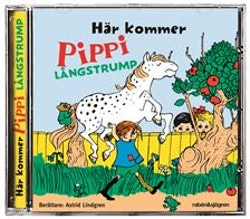 Här kommer Pippi Långstrump