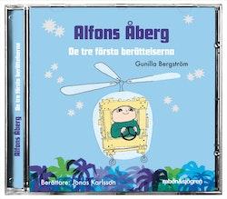 Alfons Åberg : De tre första berättelserna