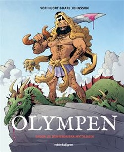 Olympen : sagor ur den grekiska mytologin