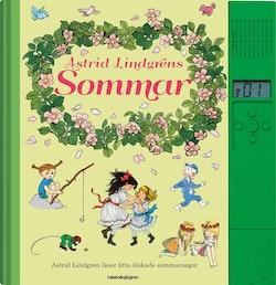 Astrid Lindgrens Sommar : Astrid Lindgren läser åtta älskade sommarsagor