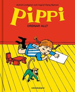 Pippi ordnar allt