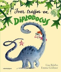 Ivar träffar en Diplodocus