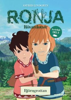 Ronja Rövardotter. Björngrottan