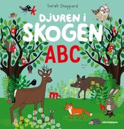 Djuren i skogen ABC