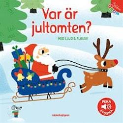 Var är jultomten? - Peka, lyssna