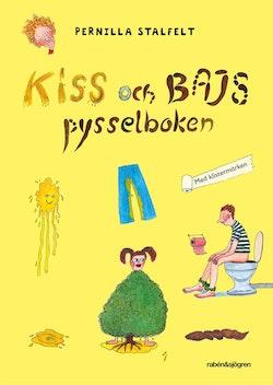 Kiss och bajs pysselboken