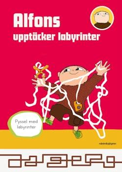 Alfons upptäcker labyrinter