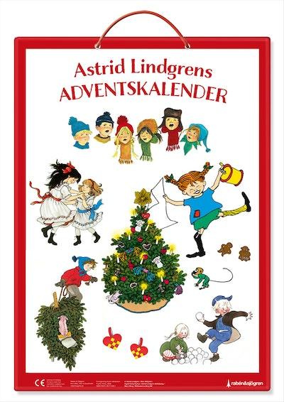 Astrid Lindgrens adventskalender