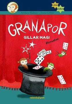 Granapor gillar magi, förresten