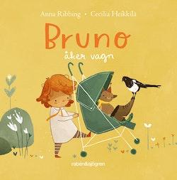 Bruno åker vagn