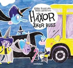 Häxor åker buss