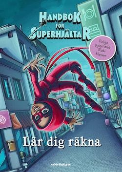 Handbok för superhjältar lär dig räkna