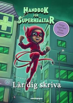 Handbok för superhjältar lär dig skriva